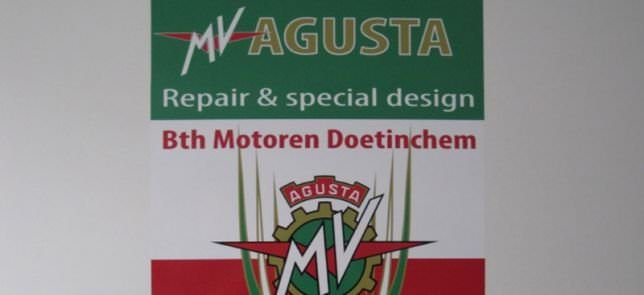 Custom Design - MV Augusta Design